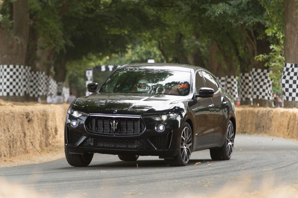 MY19 Maserati Levante GranSport (4)