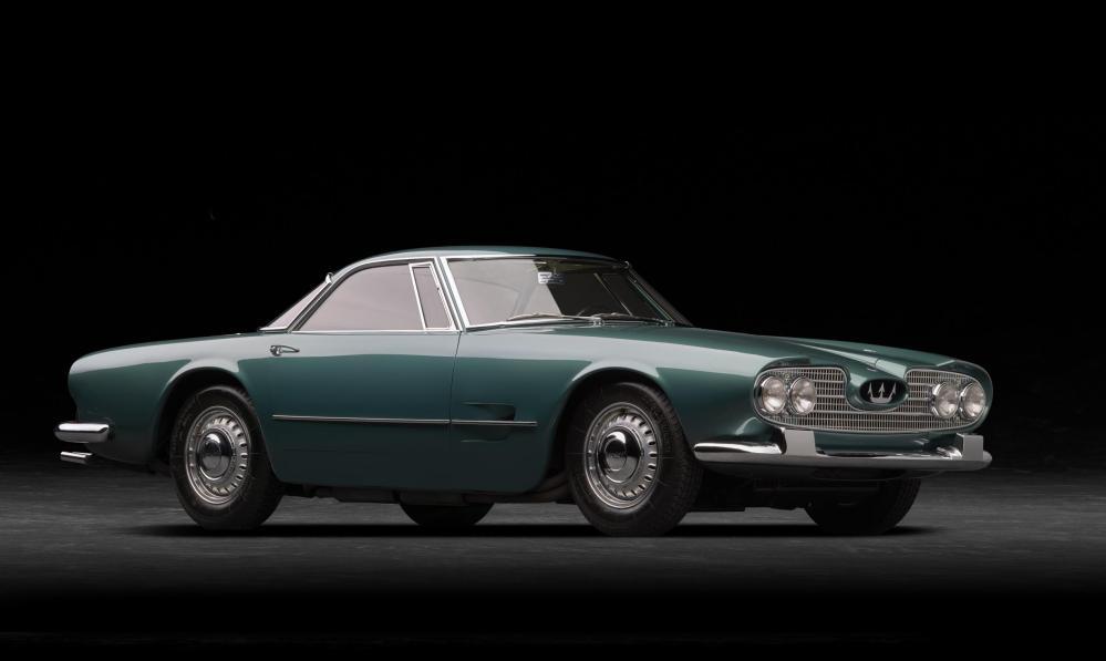 02_Maserati 5000 GT - 1959 © Michael Furman