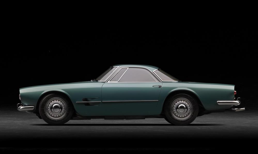 03_Maserati 5000 GT - 1959 © Michael Furman