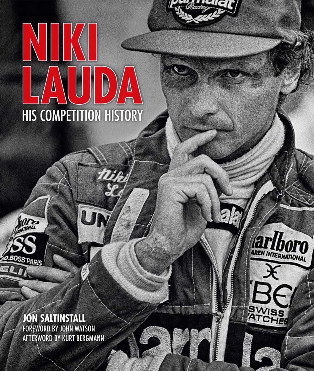 Lauda Book Cover