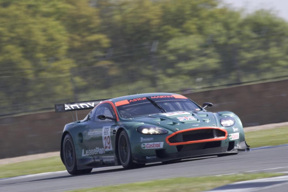 Many ex-Prodrive DBR9 owners are now competing in historic race series, who Prodrive Legends can support with race preparation..jpg