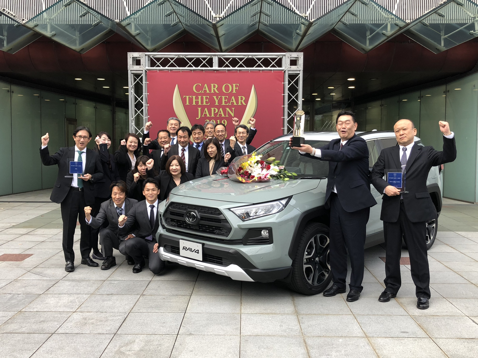 JAPANESE CAR OF THE YEAR AWARDS 2019 – THE WINNERS
