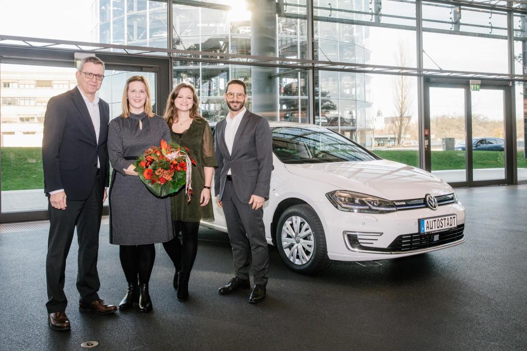 Volkswagen 250000th electric vehicle